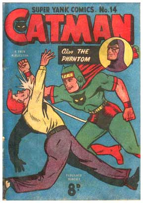 Catman, by Lloyd Piper