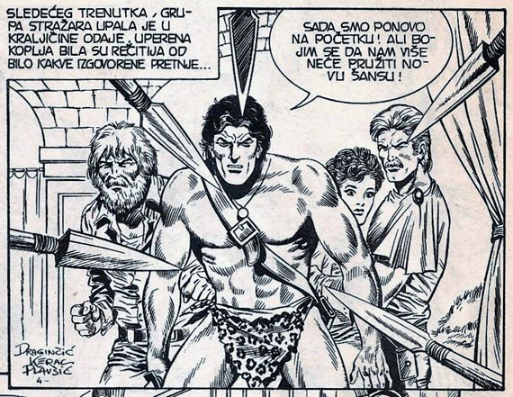 Branko Plavsic - Lambiek Comiclopedia