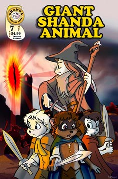 comic strip live magicians fox