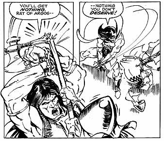 Conan, by Mike Ploog