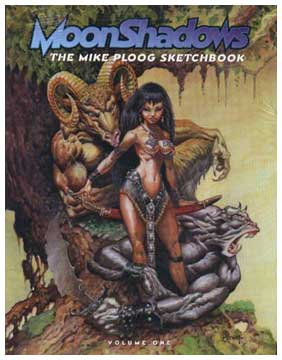 Moonshadows, by Mike Ploog