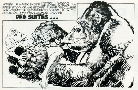 Madame King Kong by Claude Poppé