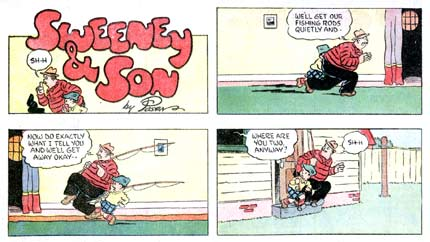 Sweeney & Son, by Al Posen