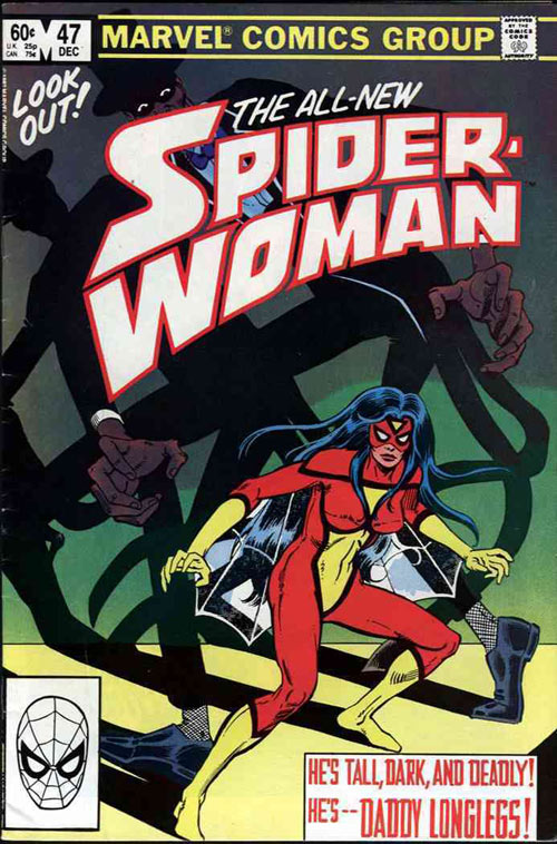 Spider-Woman, by Brian Postman