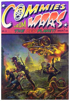 Commies from Mars, by John Pound