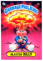 Garbage Pail Kids, by John Pound