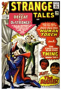 Strange Tales, by Bob Powell