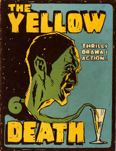 The Yellow Death, by Terry Powis