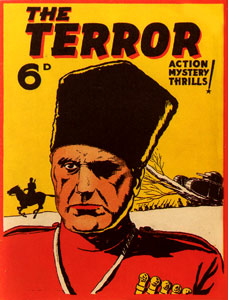 The Terror, by Terry Powis