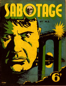 Sabotage, by Terry Powis