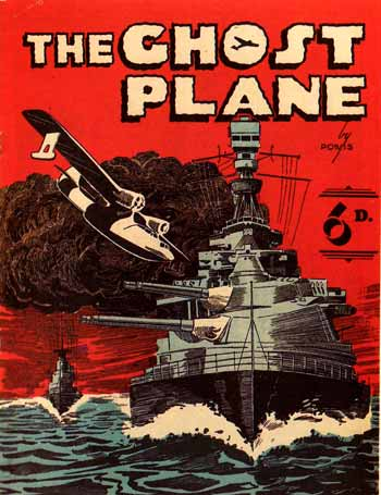 The Ghost Plane, by Terry Powis