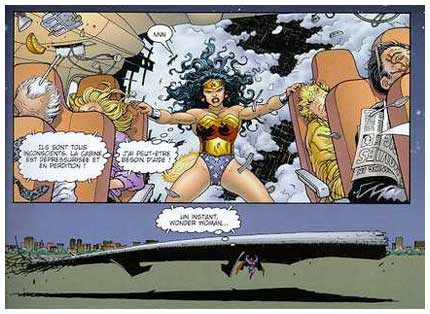 JLA, by Frank Quitely