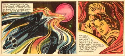 Flash Gordon, by Mac Raboy (1948)