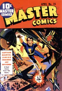 Captain Marvel Jr, by Mac Raboy