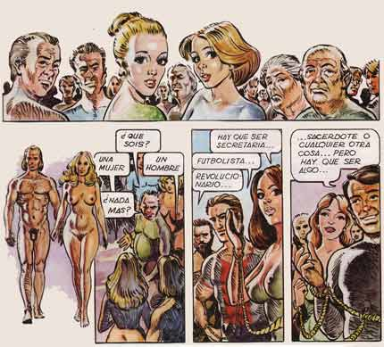 Comic strip comic erotic adult x