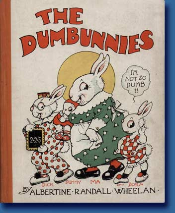 The Dumbunnies, by Albertine Ranadall Wheelan