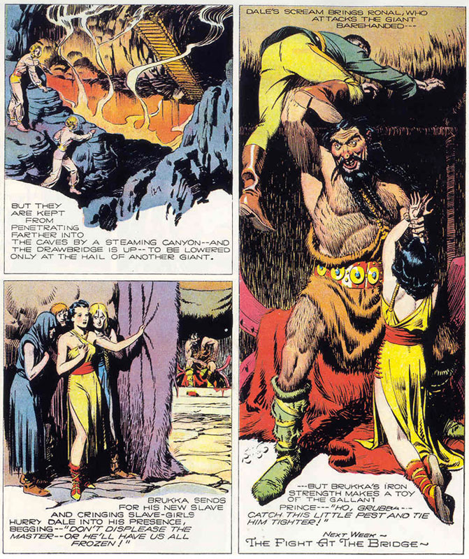 Flash Gordon by Alex Raymond