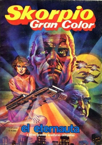 Cover art by Roberto Regolado