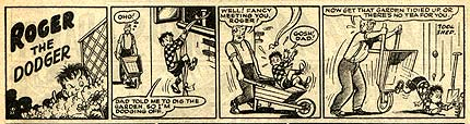 Roger the Dodger, by Ken Reid