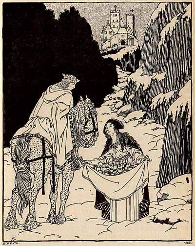 De Engelbewaarder illustration by BJ Reith