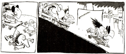 from Fierro, by Miguel Rep (1989)