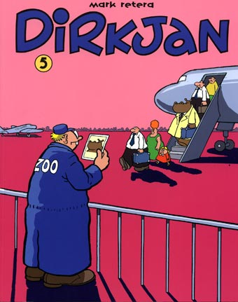 DirkJan, by Mark Retera