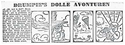 Drumpie's Dolle Avonturen, by A. Reuvers