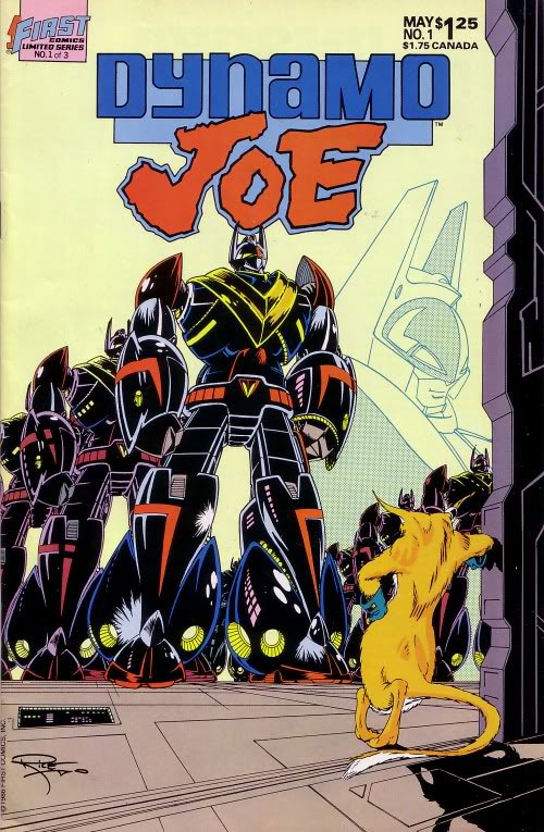 Dynamo Joe by Doug Rice