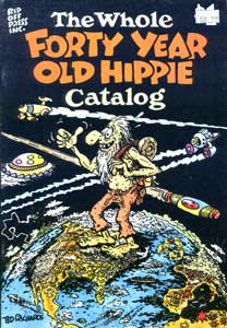 Forty Year Old Hippie, by Ted Richards