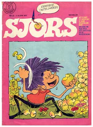 Sjors cover, by Børge Ring
