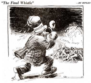 cartoon by Ripley (Dec, 1927)