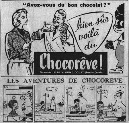 Chocoreve, by Rol