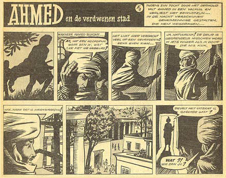 Ahmed, by Chris Roodbeen (1960)