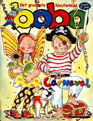 cover for Bobo, by Julius Ros