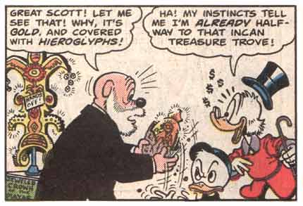 Uncle Scrooge, by Don Rosa