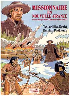 Missionnaire en Nouvelle-France by Paul Roux