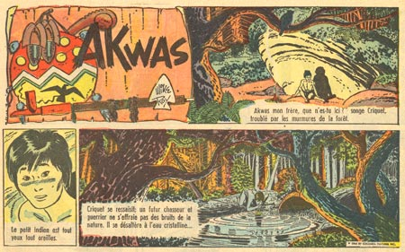 Akwas by Mike Roy