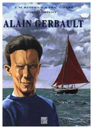 A;ain Gerbault, by Jean-Marie Ruffieux