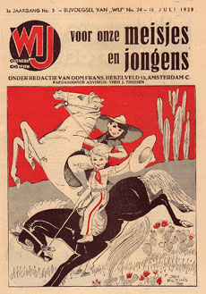 cover for Wij, by Jos Ruting (1938)