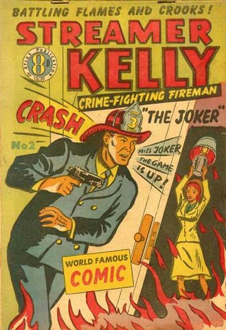 Streamer Kelly, by Jack Ryan