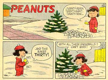 Peanuts, by Jim Sasseville
