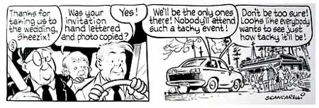 Gasoline Alley, by Jim Scancarelli
