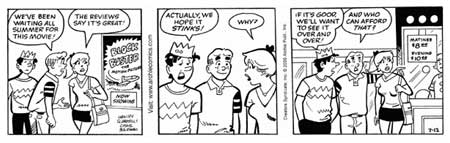Archie, by Henry Scarpelli (2005)