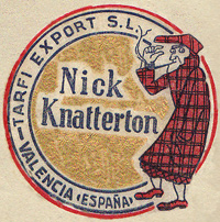 Nick Knackerton fruit wrap