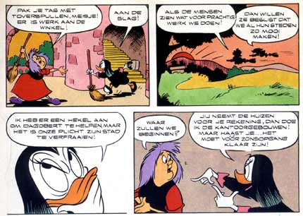 Mad Madam Mim and Magica the Spell, by Glenn Schmitz