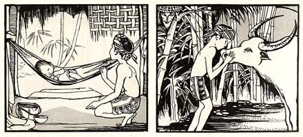comic art by Nora Schnitzler (1926)