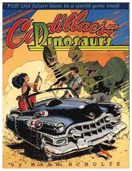 Cadillac, by Mark Schultz