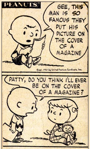 Early Peanuts, by Charles Schulz