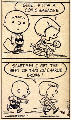 Early Peanuts by Charles Schulz