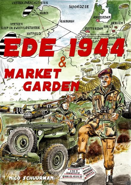 Ede 1944 by Nico Schuurman